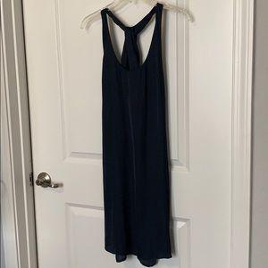 Trouvé Navy Dress